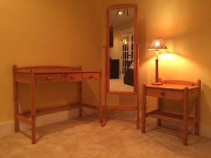 Pine furniture set