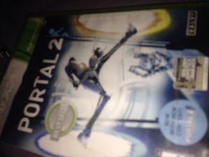 Portal 2 Xbox 360 for sale
