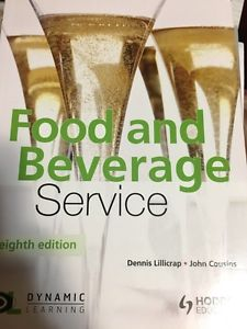 RRC Hospitality Food and Beverage textbook
