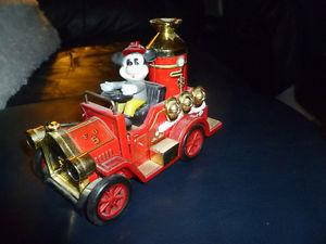 Selling New Mickey Mouse in Firetruck Racing Toy