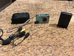 Sony Cybershot DSC-WMP Digital Camera