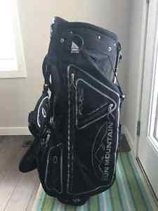 Sun Mountain Four 5 BLACK Golf Bag