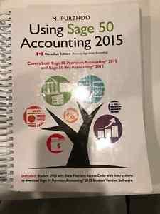 Using Sage 50 Accounting  - M.PURBHOO