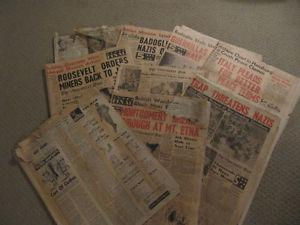 Vancouver Sun Newspapers