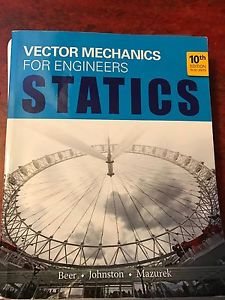 Vector Mechanics for engineers Statics eng