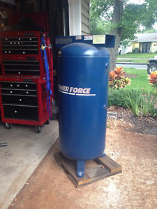 Wanted: Non- working air compressor 25 gallon plus tank