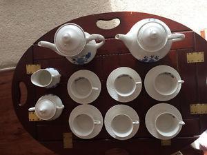 Wedgwood china coffees pot,tea pot