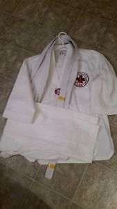 Young Child's Martial Arts 2 pce suit - Size 12 for $30