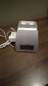 iPhone Docking Station Charger & Alarm Clock
