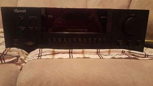 quest am/fm stereo receiver