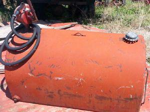 125 Gallon fuel storage slip tank with pump