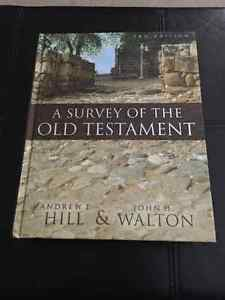A Survey of the Old Testament: 3rd Edition