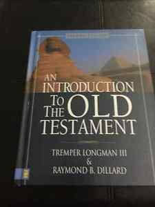 An Introduction to the Old Testament: 2nd Editon