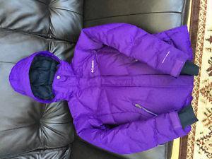 Columbia winter jacket - super warm Girls size  (ladies