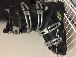 Downhill ski boots for sale EUC, size 8