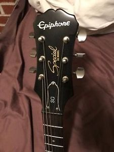 Epiphone SG and Line 6 Amp