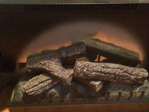 Fire place insert