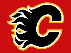 Flames vs. San Jose Sharks - Jan 11 - 2 tickets, second