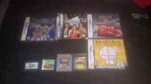 Gameboy, Gameboy advance, ds games for trade.