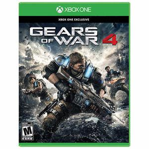 Gear of War 4 for Xbox One - New and Sealed