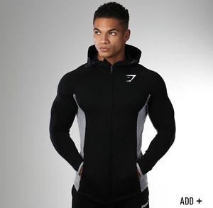 Gymshark Hoodie and T Shirt
