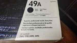 HP Laser Jet Cartridge New Hewlett Packard 49A Laser