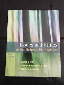 Issues and Ethics in the Helping Professions: 8th Edition