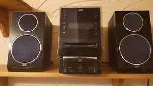 JVC ipod/ cd stereo dock brand new for sale