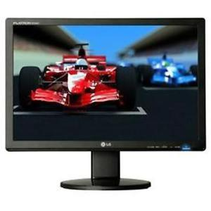 "LG 17"" Widescreen LCD Computer Monitor, with VGA Input."