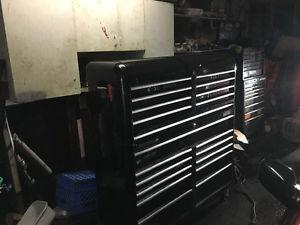 Mastercraft Maximum tool box with tools