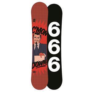 New Forum The Rat 150 Snowboard Deck $260