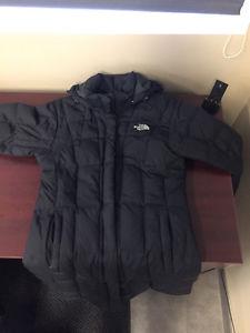 North Face Winter Jacket {Black}