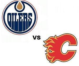 Oilers & Calgary Flames, Sat. Jan 14
