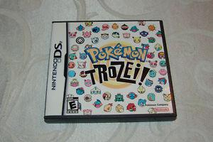 Pokemon Trozei for the DS