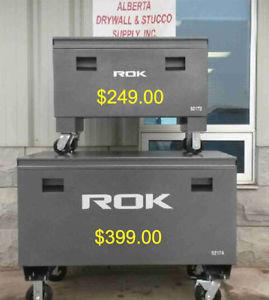 ROK Storage Box from $ at Alberta Drywall (