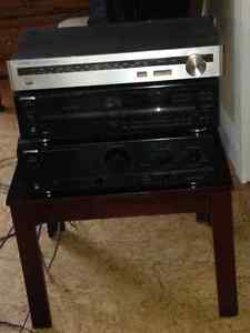 Retro - Kenwood 75 watts a side Stereo Amp