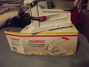 Starfrit Potato Chopper