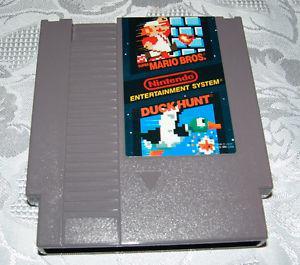 Super Mario Bros./Duck Hunt for the Nintendo