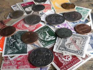 Wanted: Buying old stamps and coins