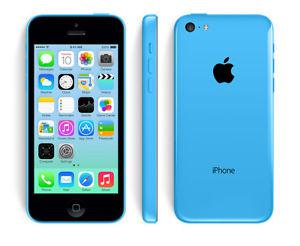 iphone 5c blue with OtterBox $150