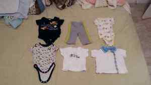 3 to 6 month old boy clothes