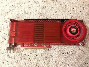 ATI (AMD) Radeon HD  X2 Dual GPU Video Card