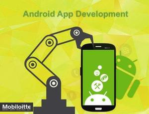 Android applications development company SERVICES