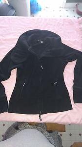BENCH fleece black jacket