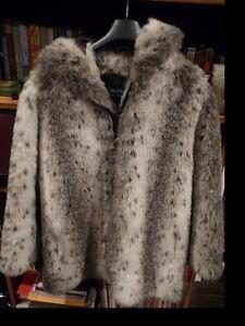 Beautiful faux fur jacket