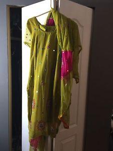 Custom made Asian Dress