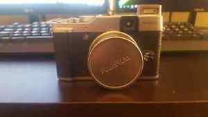 Fuji Film X20 digital camera.