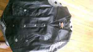 Genuine Harley Davidson Vest. Womens Medium