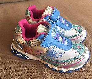 Girls Disney Frozen Shoes Size 13