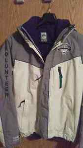 Grey cup  Roughrider winter bomber jacket